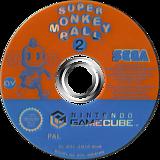 Super Monkey Ball 2 GameCube disc (GM2P8P)