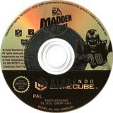 Madden NFL 2003 GameCube disc (GM3P69)