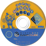 Super Monkey Ball GameCube disc (GMBP8P)