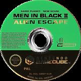 Men In Black II:  Alien Escape GameCube disc (GMEP70)