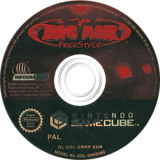 Big Air Freestyle GameCube disc (GMRP70)