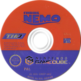 Finding Nemo GameCube disc (GNEP78)