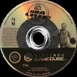 NBA Live 2003 GameCube disc (GNLP69)