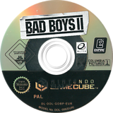 Bad Boys II GameCube disc (GOBP7N)