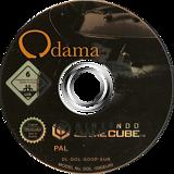 Odama GameCube disc (GOOP01)