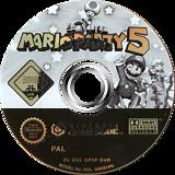 Mario Party 5 GameCube disc (GP5P01)