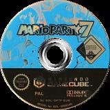 Mario Party 7 GameCube disc (GP7P01)