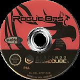 Rogue Ops GameCube disc (GP9P7F)