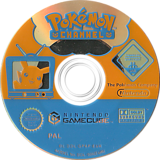Pokémon Channel GameCube disc (GPAP01)