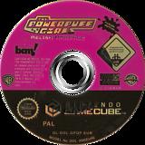 The Powerpuff Girls: Relish Rampage GameCube disc (GPQP6L)