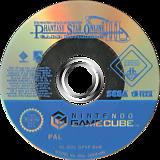 Phantasy Star Online Episode III: C.A.R.D. Revolution GameCube disc (GPSP8P)