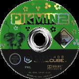 Pikmin 2 GameCube disc (GPVP01)