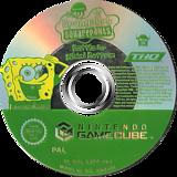 SpongeBob Squarepants:Battle For Bikini Bottom GameCube disc (GQPP78)