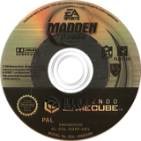 Madden NFL 2004 GameCube disc (GQXP69)