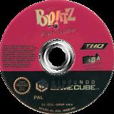Bratz: Rock Angelz GameCube disc (GR6P78)