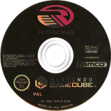R: Racing GameCube disc (GRJP69)