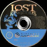 Lost Kingdoms GameCube disc (GRNP52)