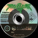 SoulCalibur II GameCube disc (GRSPAF)