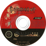 Summoner: A Goddess Reborn GameCube disc (GS2P78)