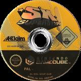 SX Superstar GameCube disc (GS3P51)