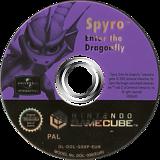 Spyro:Enter the Dragonfly GameCube disc (GS8P7D)