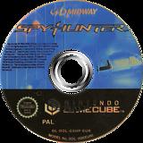 SpyHunter GameCube disc (GSHP5D)
