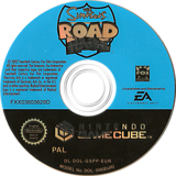 The Simpsons: Road Rage GameCube disc (GSPP69)