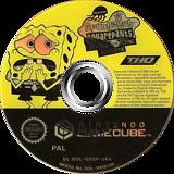 SpongeBob SquarePants: Revenge of the Flying Dutchman GameCube disc (GSQP78)