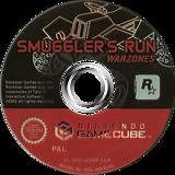 Smuggler's Run:Warzones GameCube disc (GSRP7S)