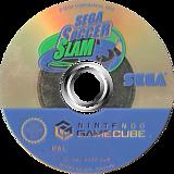 Sega Soccer Slam GameCube disc (GSSP8P)