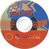 SSX Tricky GameCube disc (GSTP69)