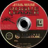 Star Wars Rogue Squadron II: Rogue Leader GameCube disc (GSWP64)