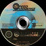 Speed Challenge: Jacques Villeneuve Racing Vision GameCube disc (GSZP41)