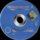 Terminator 3: The Redemption GameCube disc (GT6P70)