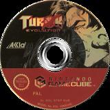 Turok Evolution GameCube disc (GTKP51)