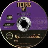 Tetris Worlds GameCube disc (GTRP78)