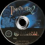 TimeSplitters 2 GameCube disc (GTSP4F)