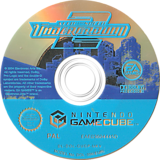Need for Speed: Underground 2 GameCube disc (GUGP69)