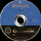 Universal Studios Theme Park Adventure GameCube disc (GUSP7F)