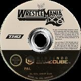 WWE Wrestlemania X8 GameCube disc (GW3P78)