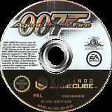 James Bond 007 in Agent Under Fire GameCube disc (GW7P69)