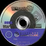 Worms 3D GameCube disc (GWMP8P)