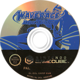Wave Race: Blue Storm GameCube disc (GWRP01)