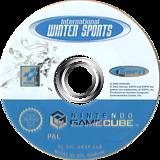 ESPN International Winter Sports GameCube disc (GWSPA4)