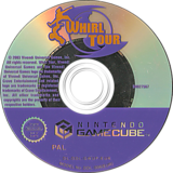 Whirl Tour GameCube disc (GWUP7D)