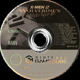 X-Men 2: Wolverine's Revenge GameCube disc (GWVP52)
