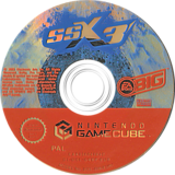 SSX 3 GameCube disc (GXBP69)