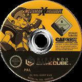 Mega Man X: Command Mission GameCube disc (GXRP08)