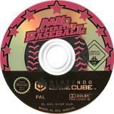Mario Superstar Baseball GameCube disc (GYQP01)