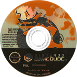 Ty the Tasmanian Tiger 2:Bush Rescue GameCube disc (GYTP69)